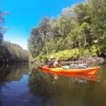 kayaking national park