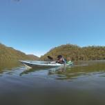 mirage sea kayak
